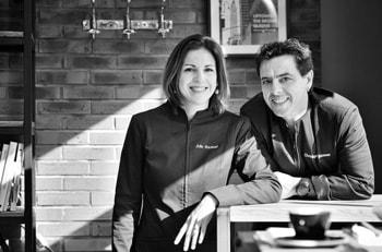 Julie et Christophe Roussel Yummy La Baule