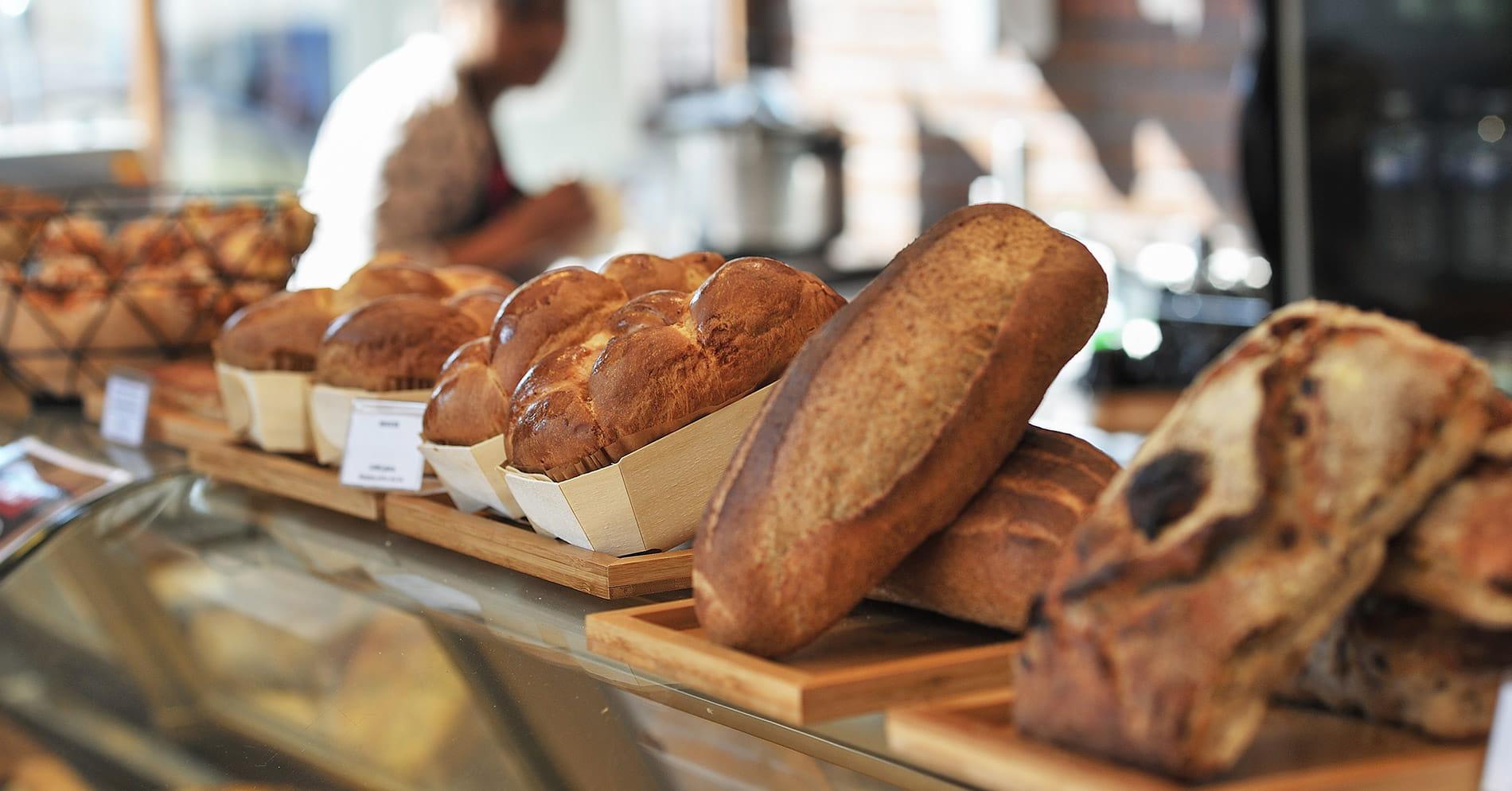 Boulangerie étal Yummy La Baule